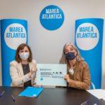 Convenio Colaboración entre PCV y Marea Atlántica del Programa de Formación al Voluntariado en la prevención del COVID-19