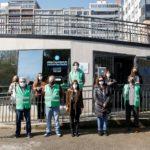 El Ayuntamiento de A Coruña suma una nueva oficina de voluntariado en el Paseo de los Puentes