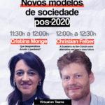 """Webinar: """"Nuevos modelos de sociedad post-2020"""""""