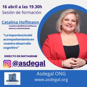 ASDEGAL ofrece una charla sobre acompañamiento